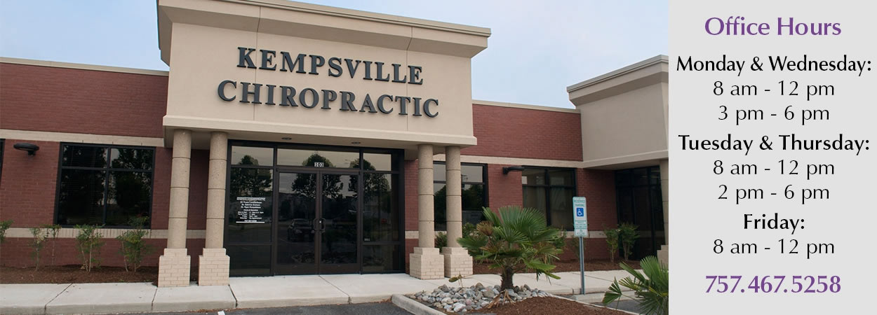 Welcome to Kempsville Chiropractic
