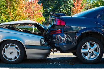 2 Car Collision Resulting In Whiplash Chiropractic Sessions