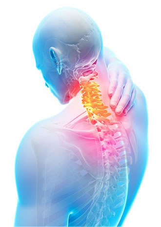 Pain Centers In Neck Treated With Whiplash Chiropractic Treatments